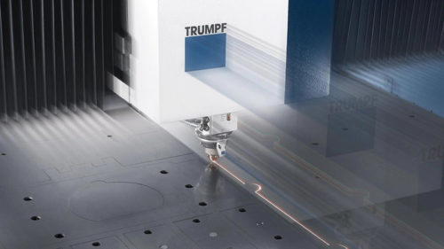Новое оборудование: Лазер TruLaser 2030 4000w