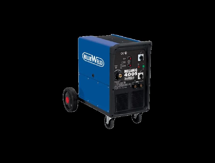 Полуавтоматический сварочный аппарат BLUEWTLD-400S