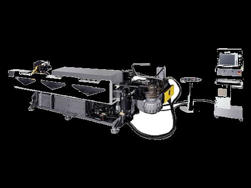 Оборудование для гибки труб круглого и профильного сечения.